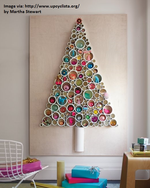 Favoloso 8 idee fai-da-te per un albero di Natale originale - VHD KN89