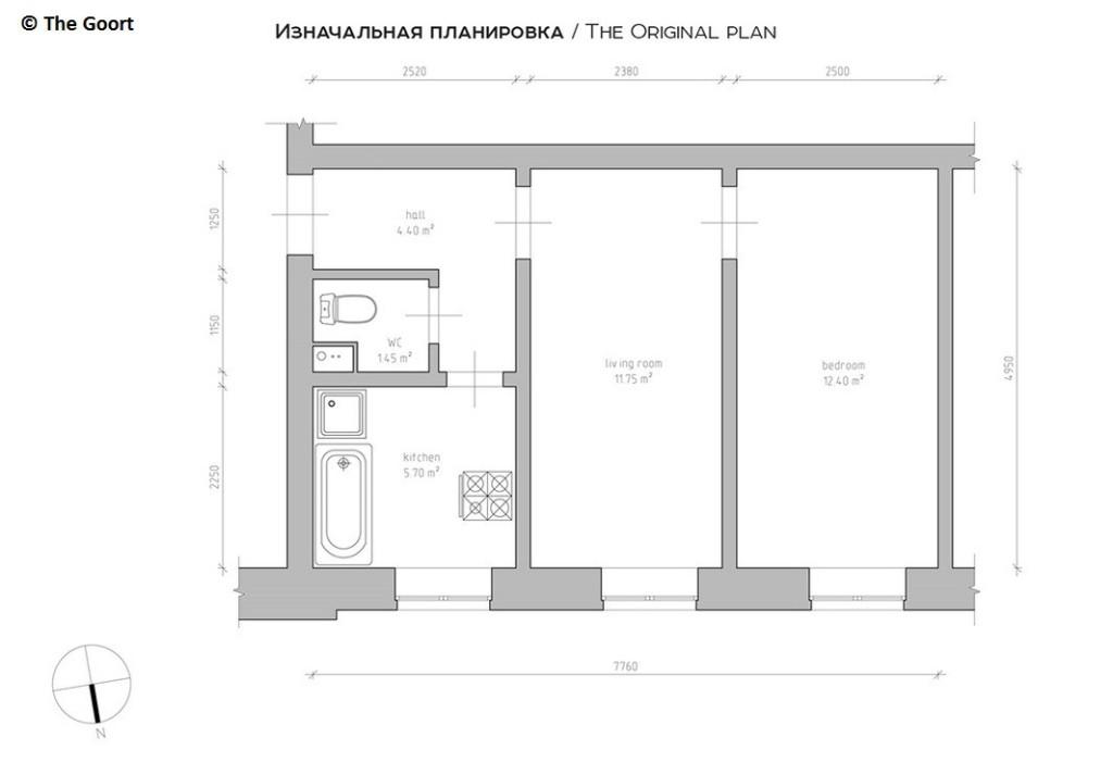 37,5 m2 industriali