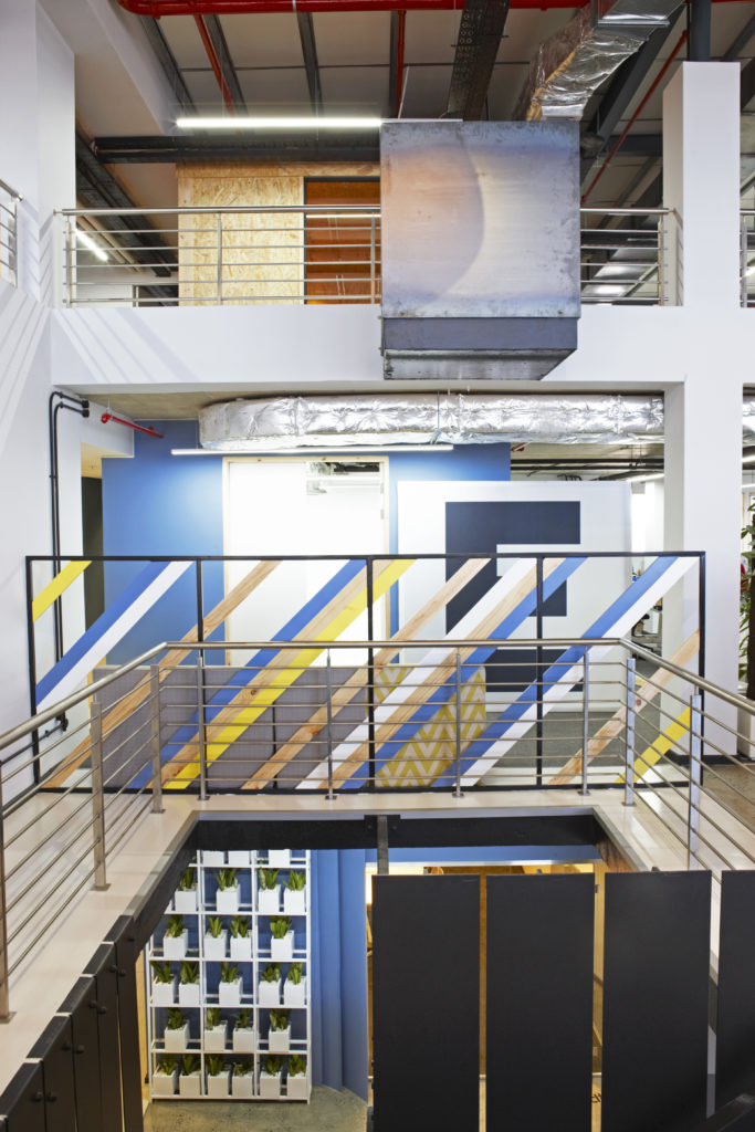 architettura green a Cape Town