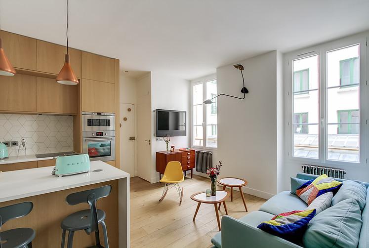 cucina - salone