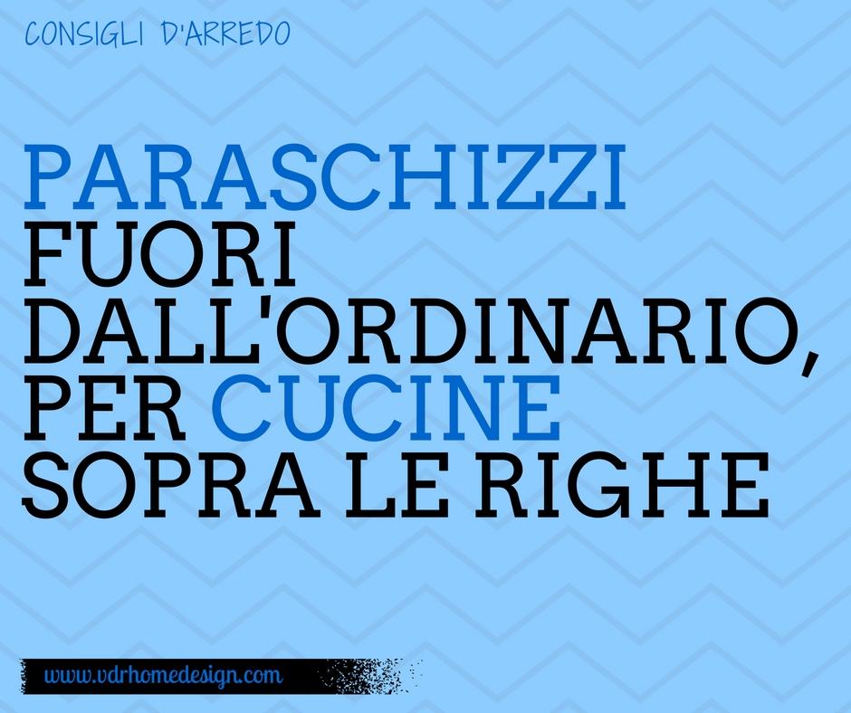 Paraspruzzi Per Cucina. Gallery Of Idee Di Design Per Cucine A Forma ...