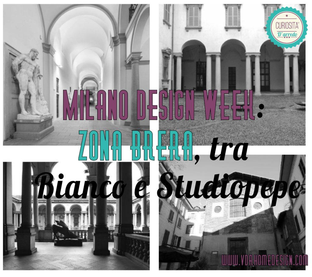 Milano design week zona brera tra bianco e studiopepe vhd for Eventi milano design week