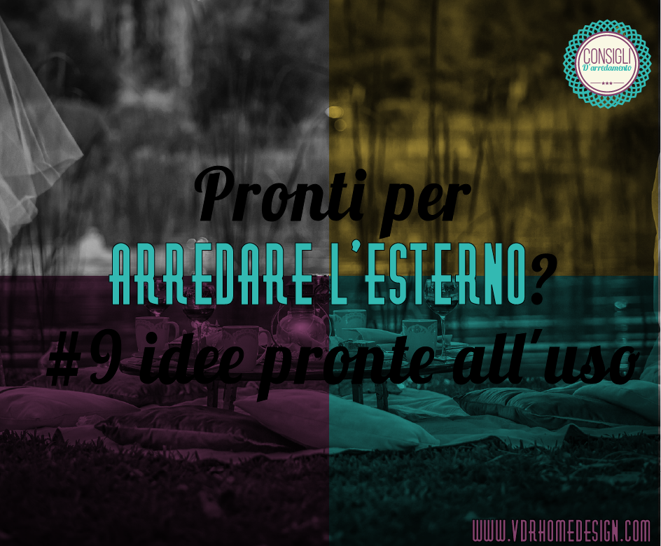 Pronti per arredare l 39 esterno 9 idee pronte all 39 uso vhd for Idee per l ufficio all aperto