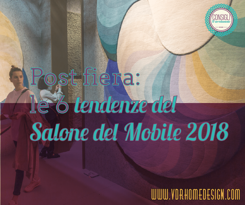 tendenze del Salone del Mobile
