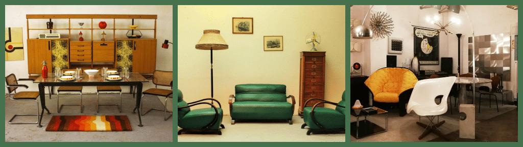 negozi di vintage e modernariato a Milano