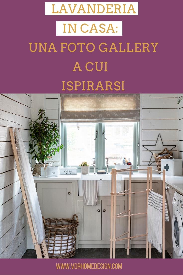 lavanderia in casa