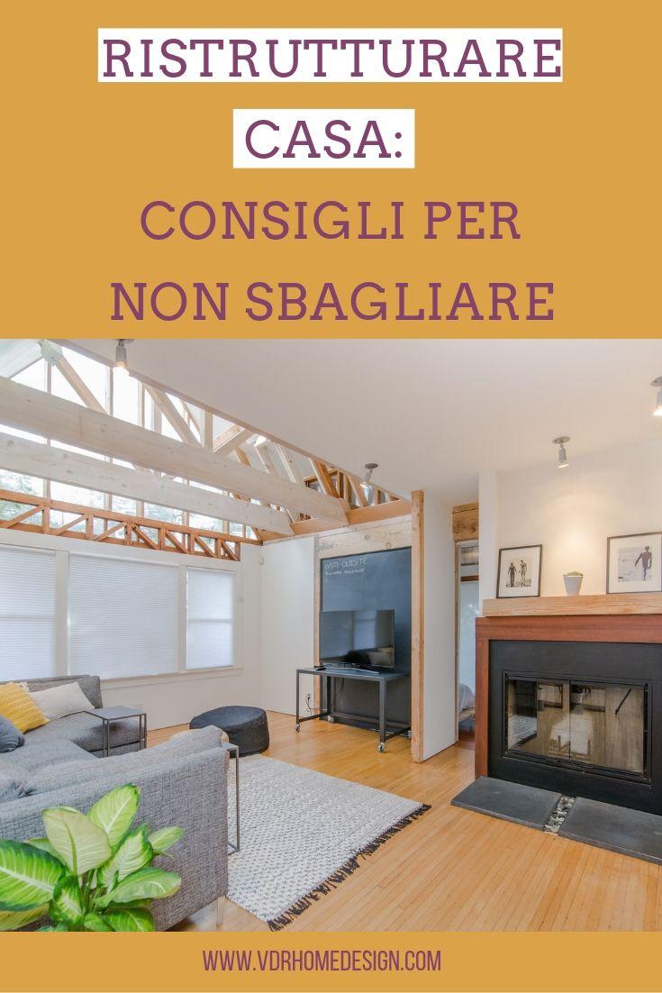 Consigli Per La Casa ristrutturare casa i consigli per non sbagliare