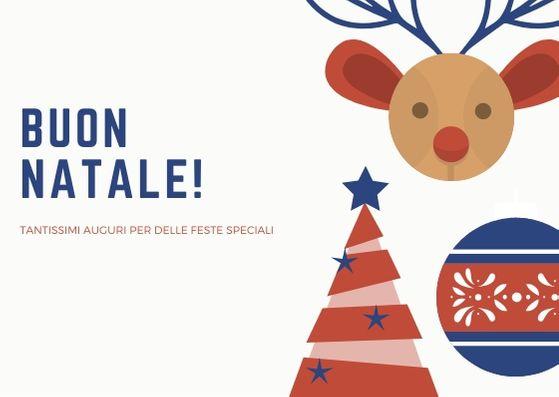 biglietti di Natale da scaricare gratis