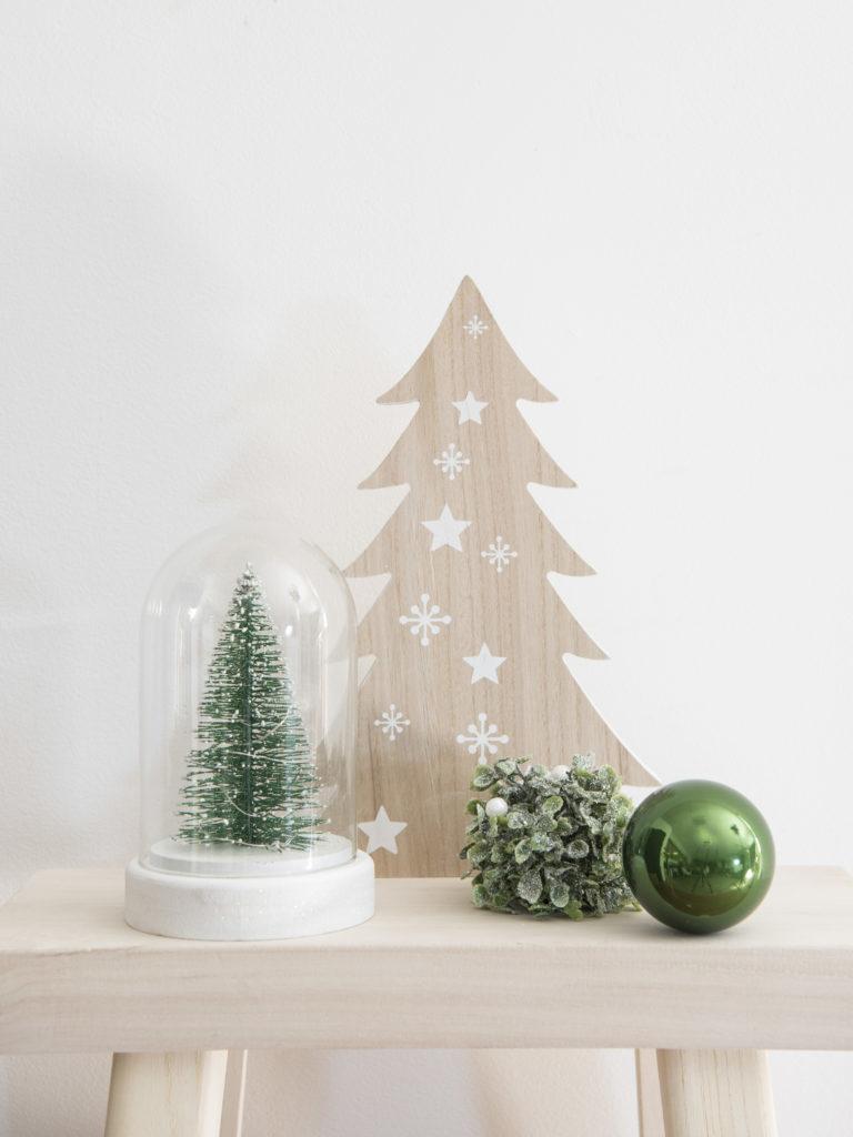 idee per alberi di natale originali piccoli
