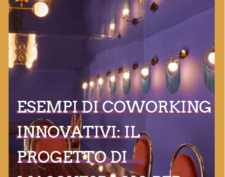 esempi di coworking innovativi