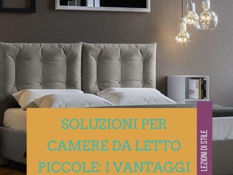Soluzioni per camere da letto piccole
